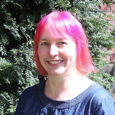 Cath Marsh, Diploma in Applied Permaculture Design support worker