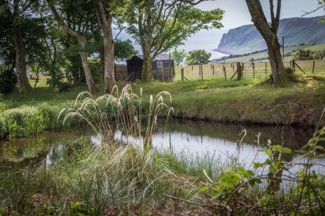 Woodside Arran Permaculture Farm Scotland