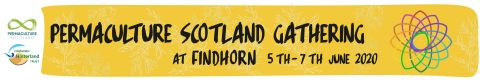 The Permaculture Scotland Gathering 2020 - Landscape Banner