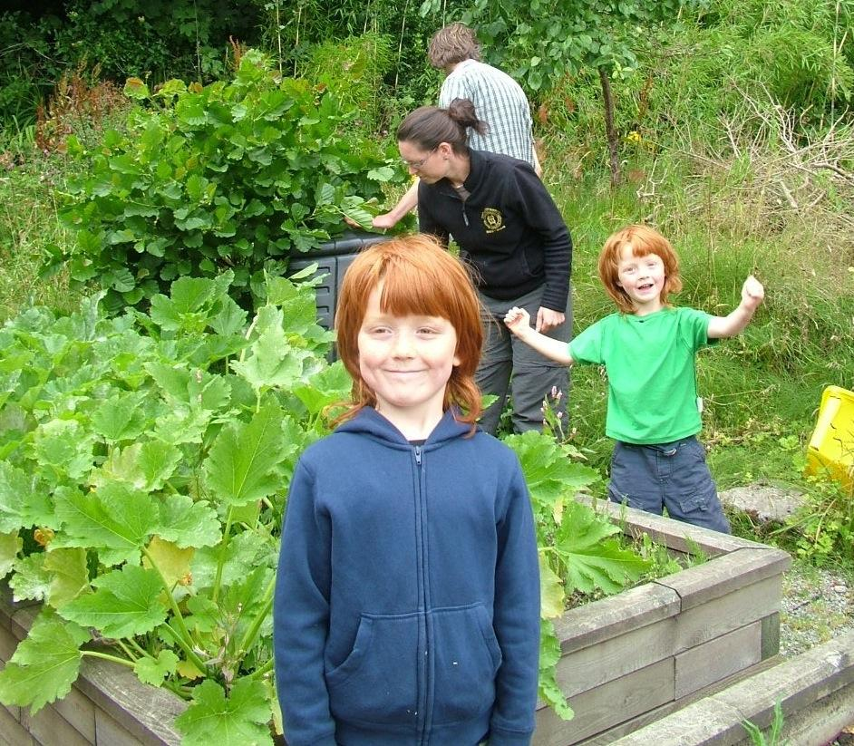 Permaculture Kids!