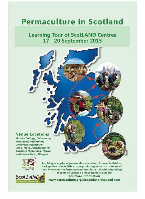 ScotLAND tour Leaflet