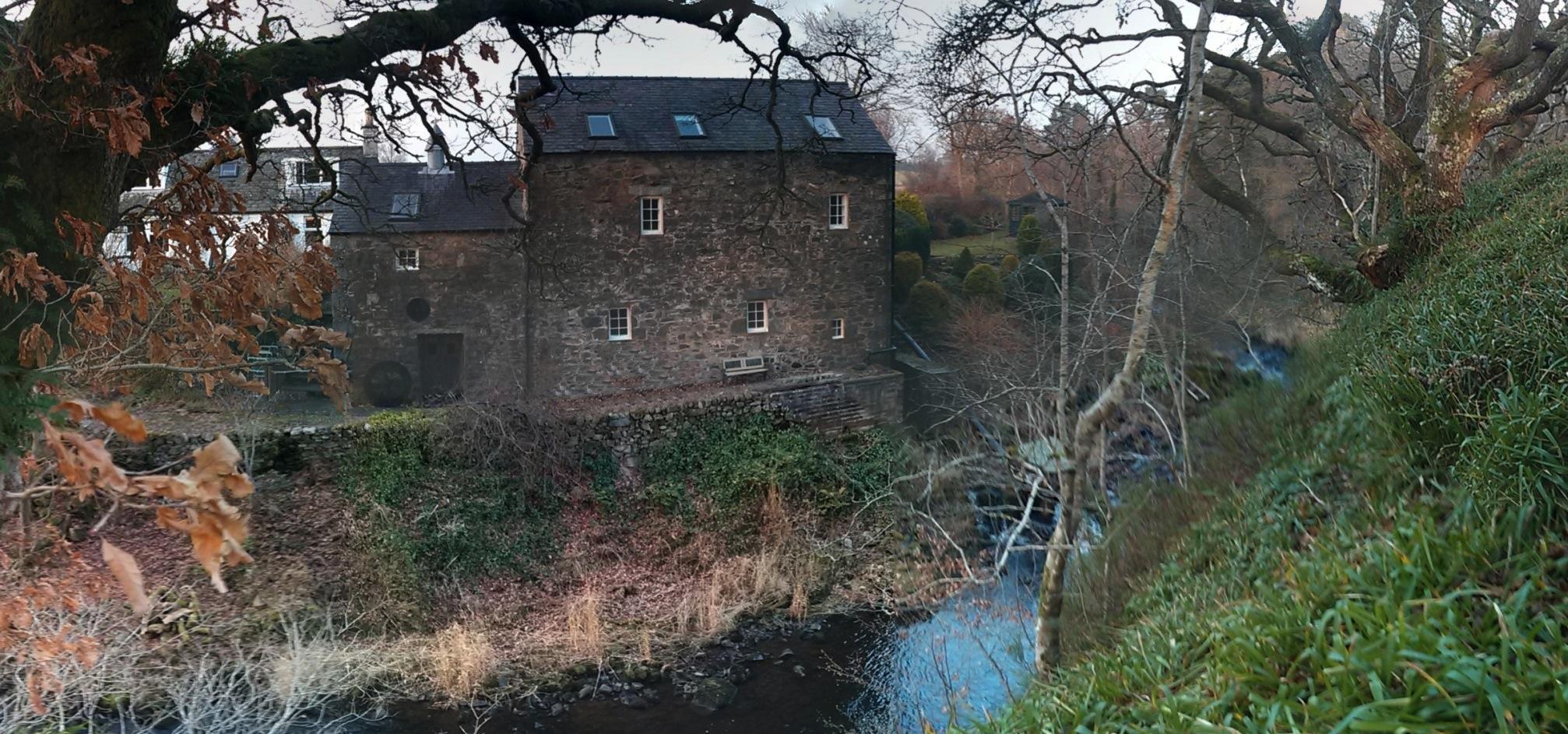 The Hidden Mill, ScotLAND Learner Site